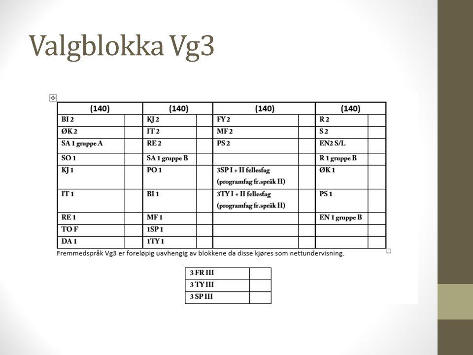 Valgblokka Vg3