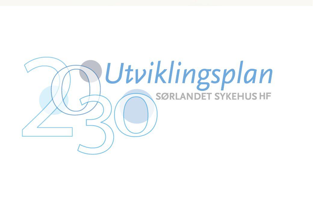 Utviklingsplan SSHF 2030 Hva, hvorfor, hvordan Regionplan Agder, politisk samordningsgruppe, 05.02.2013 Driftsdirektør/prosjektleder Per W.