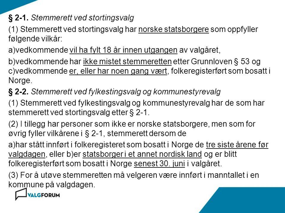 Gardermoen 17. november 2010 § 2-1.