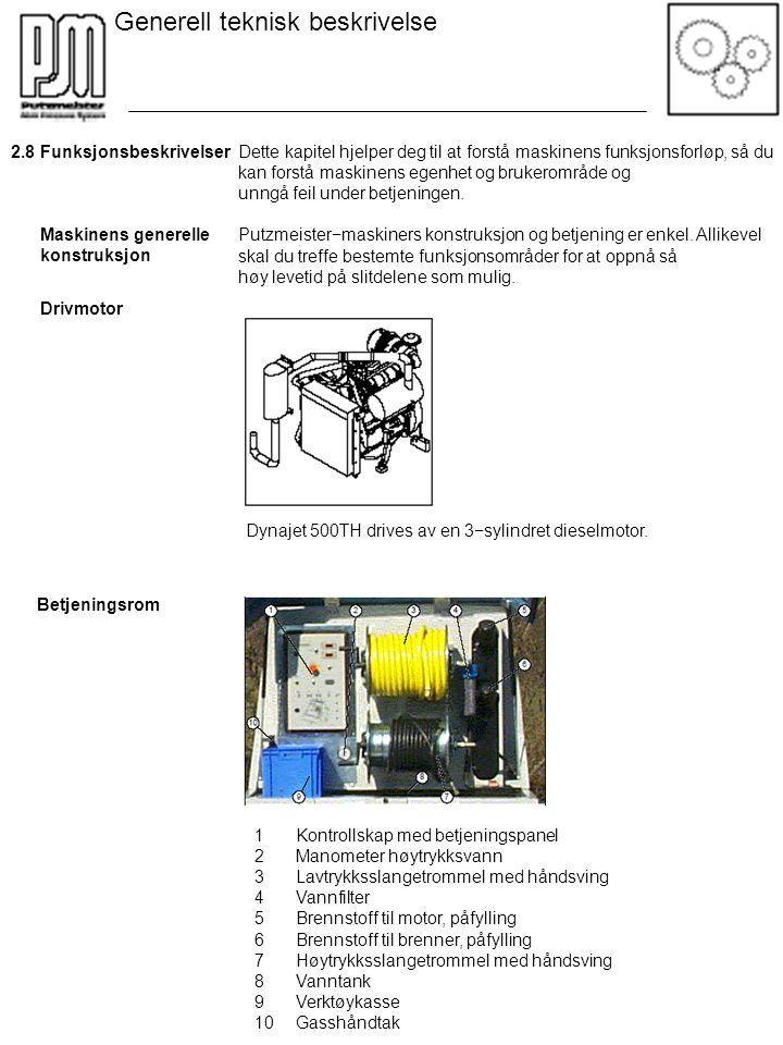 Dette kapitel hjelper deg til at forstå maskinens funksjonsforløp, så du kan forstå maskinens egenhet og brukerområde og unngå feil under betjeningen.