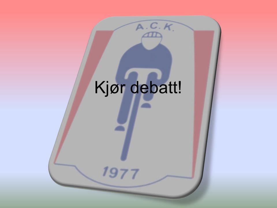Kjør debatt!