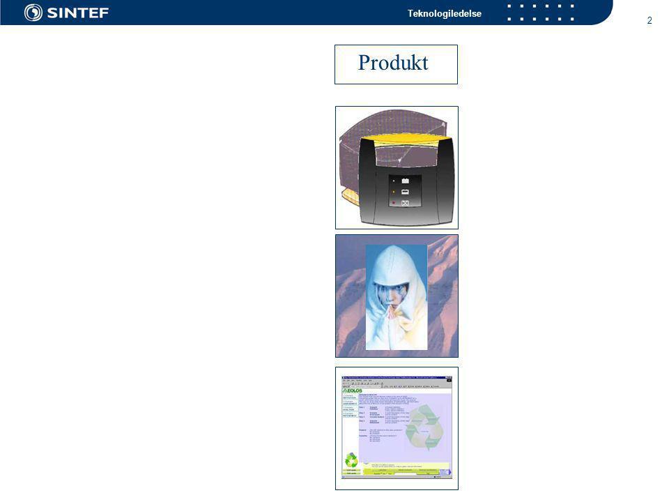 Teknologiledelse 2 Produkt