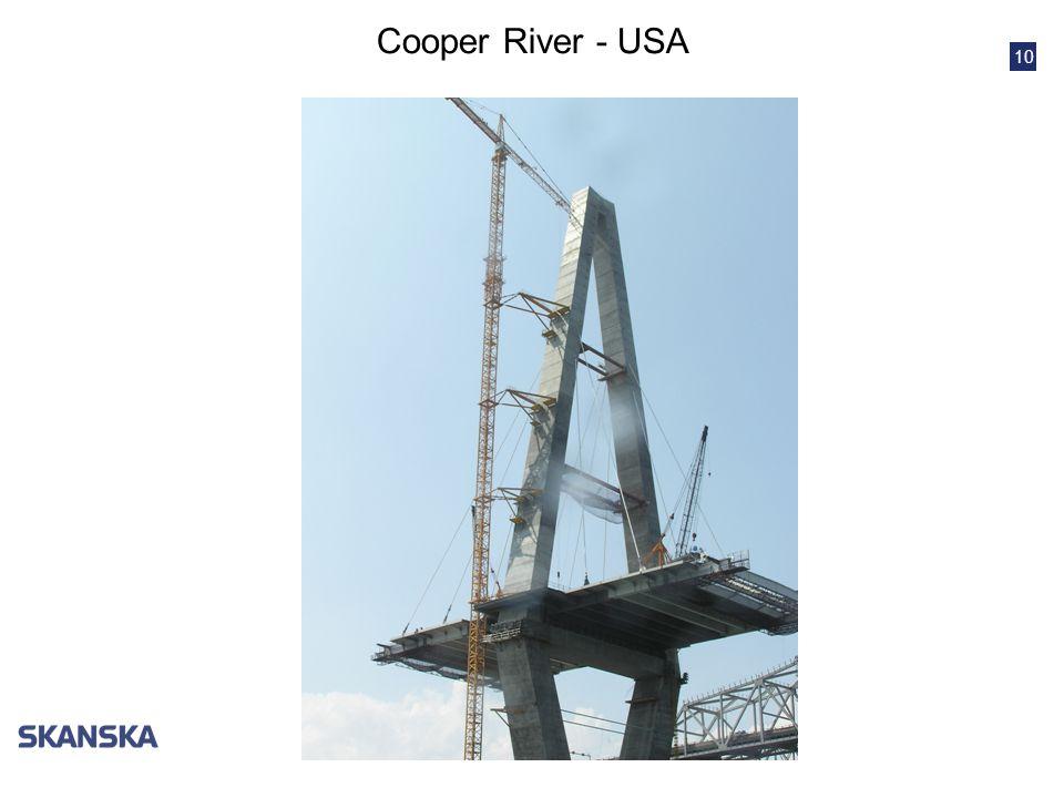 10 Cooper River - USA