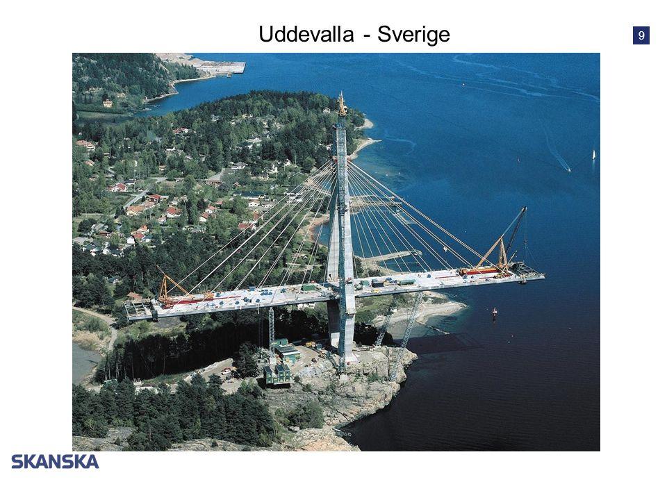 9 Uddevalla - Sverige