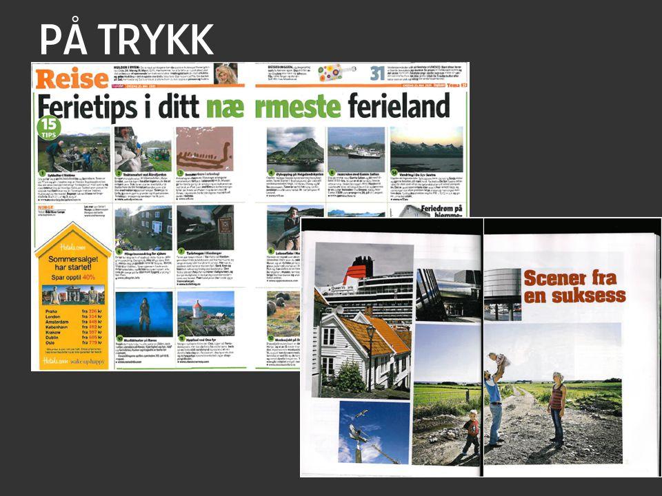 10 PÅ TRYKK