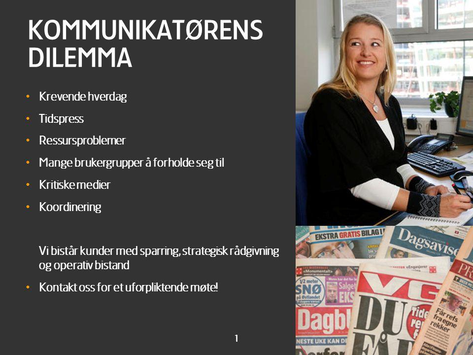 22 KONTAKTINFORMASJON Kontakt Cecilie Grønhaug på telefon: 22 04 82 13 / 99 64 02 25 eller e-post: cecilie.gronhaug@hillandknowlton.comcecilie.gronhaug@hillandknowlton.com Les mer om Gambit H&K: http://www.gambit.no/