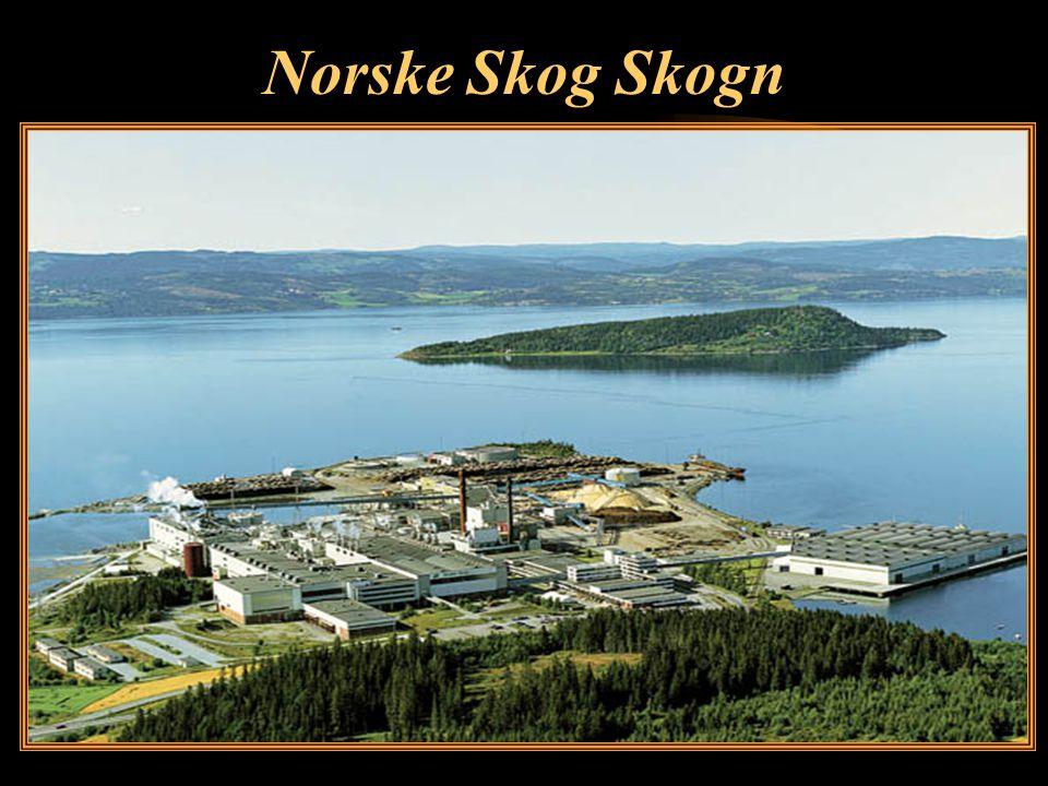 Norske Skog Skogn