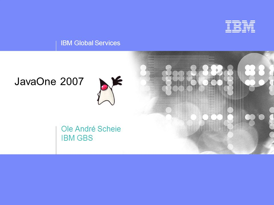 IBM Global Services - AIS 12 Stress Your Web App Before It Stresses You