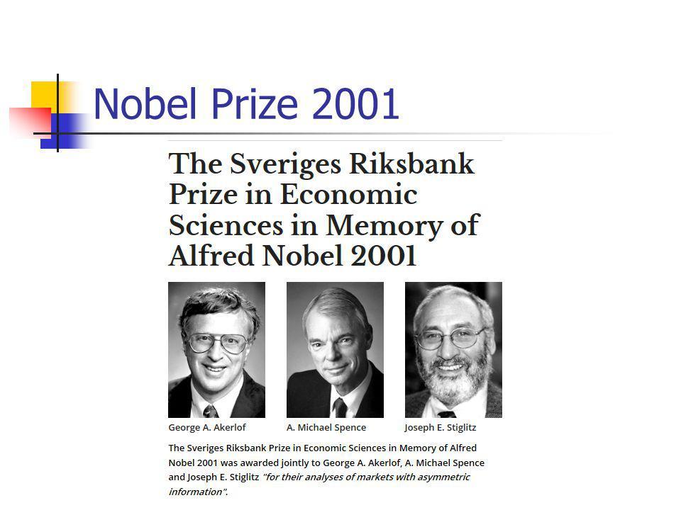 Nobel Prize 2001 Slide 167