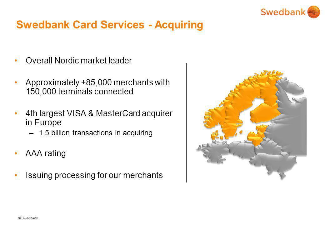 © Swedbank Det intelligente fordelskort Truls Heiberg Kristoffersen