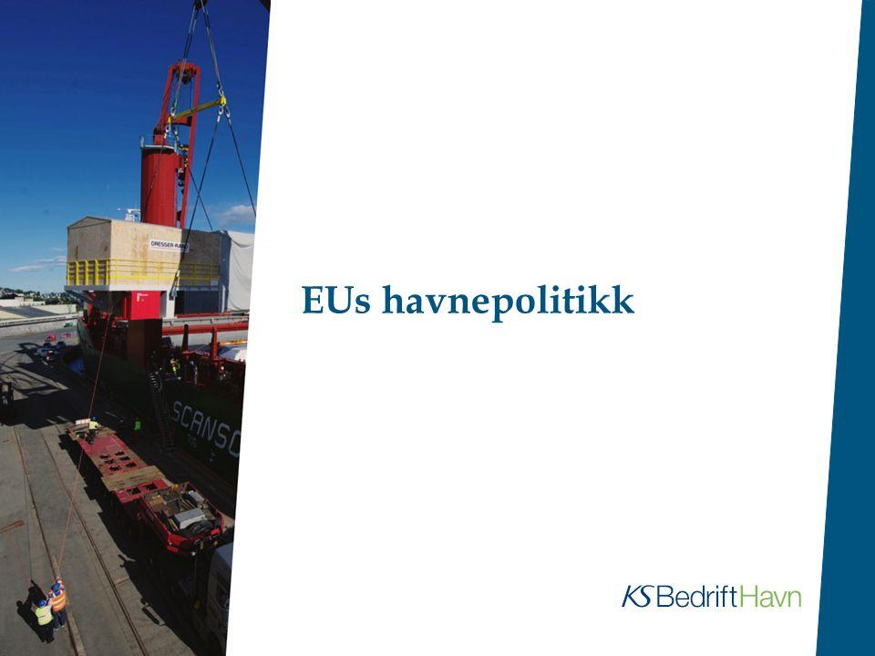 EUs havnepolitikk