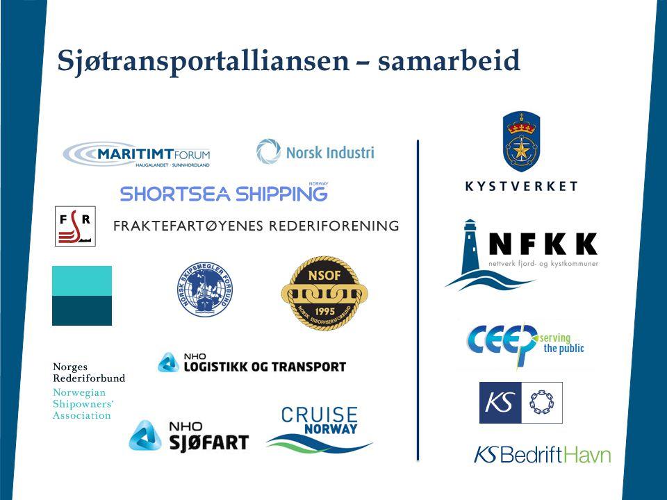 Sjøtransportalliansen – samarbeid