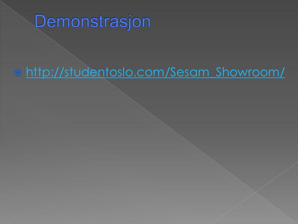  http://studentoslo.com/Sesam_Showroom/ http://studentoslo.com/Sesam_Showroom/