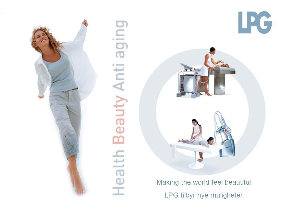 •sss Making the world feel beautiful LPG tilbyr nye muligheter