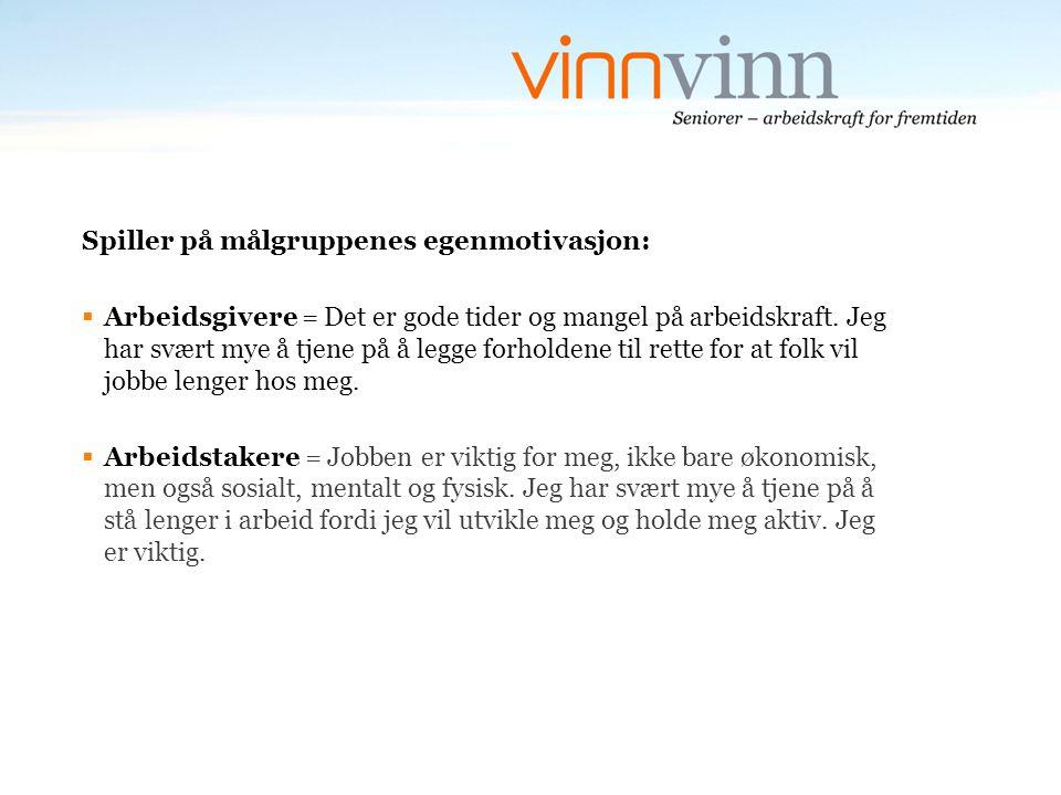 Kampanjens regi Sette dagso rden Bygge motivasjon Vis e løs ninger Planlegge