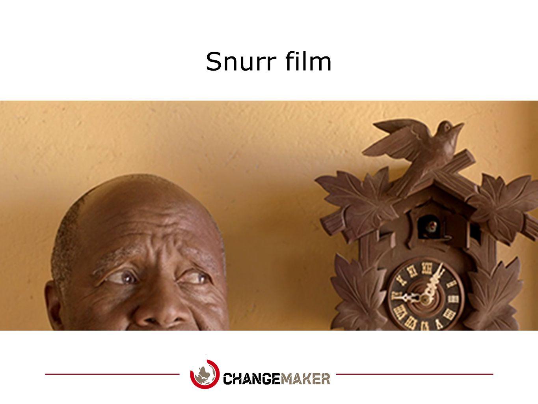 Snurr film
