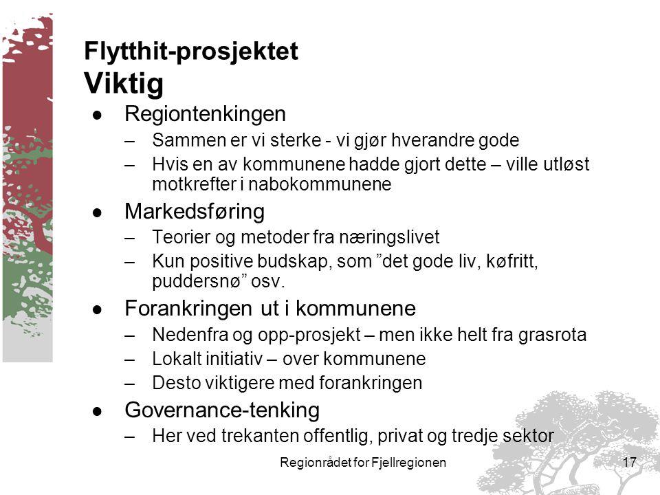 Regionrådet for Fjellregionen16