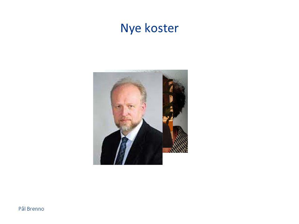 Pål Brenno Nye koster