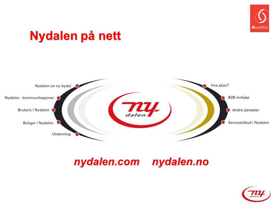 Nydalen på nett nydalen.comnydalen.no