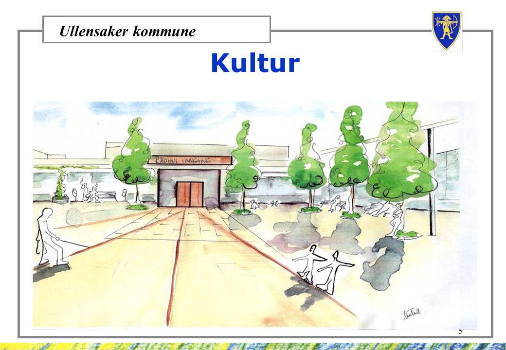 Ullensaker kommune 6 Helse for alle Gjennom dette grepet var veien til universell utforming enklere