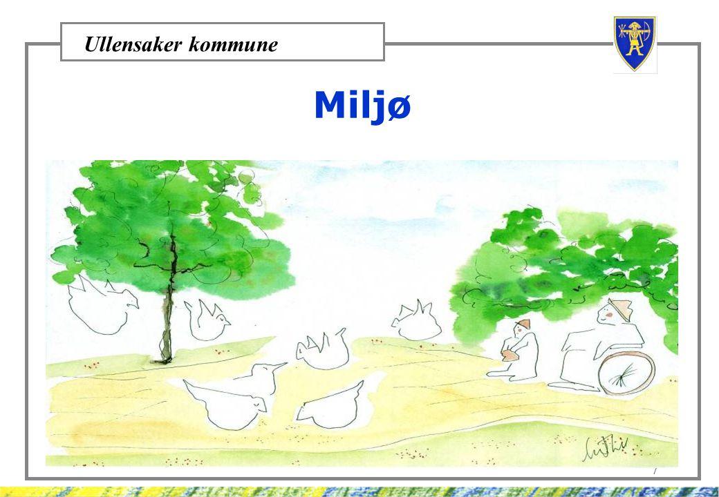Ullensaker kommune 7 Miljø