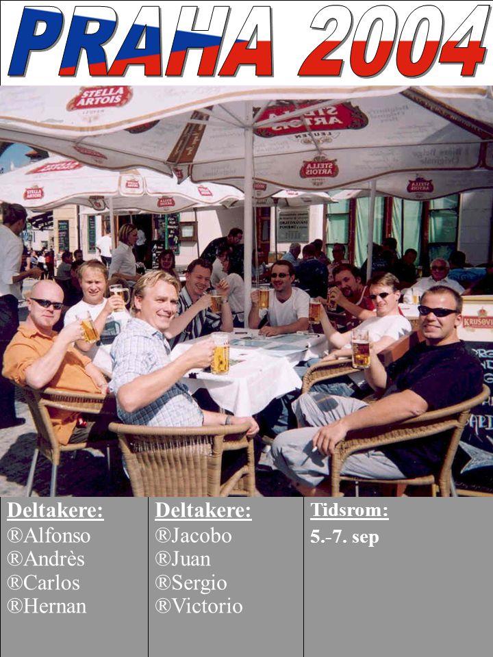 Søndag.Via fest i Oslo ble alle samlet på Gardermoen klare for nye eventyr.