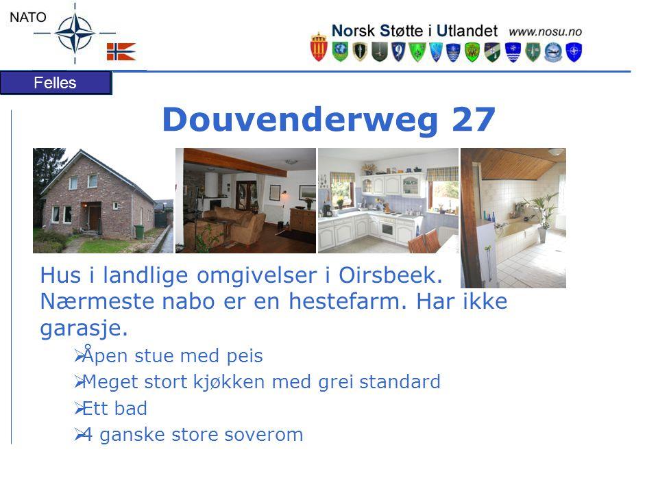 Felles Douvenderweg 27 Hus i landlige omgivelser i Oirsbeek.