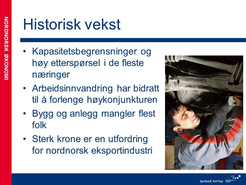 Fornybar energi •70 % av landets potensial for vindkraft finnes i Finnmark •Begrenset nettkapasitet hemmer utbygging av fornybar energi •Vanskelig å få kraftutbyggere og andre interessenter til å spille på lag ENERGI