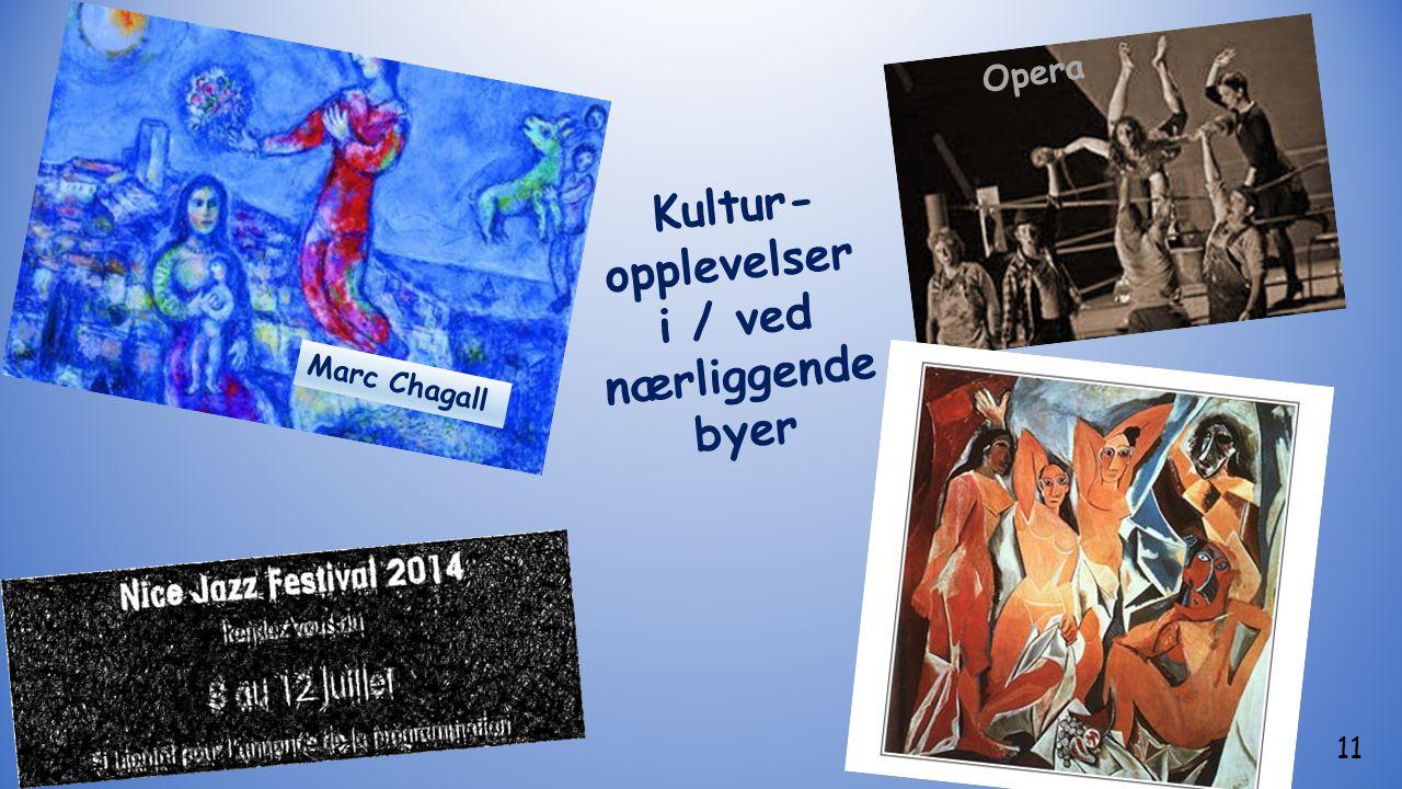 Pablo Picasso Marc Chagall Opera 11 Kultur- opplevelser i / ved nærliggende byer