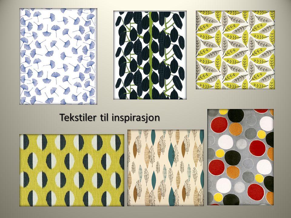 Tekstiler til inspirasjon 6