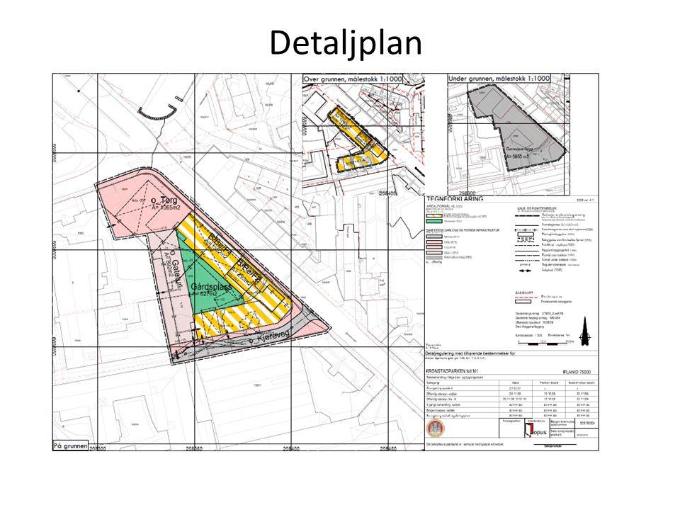 Detaljplan