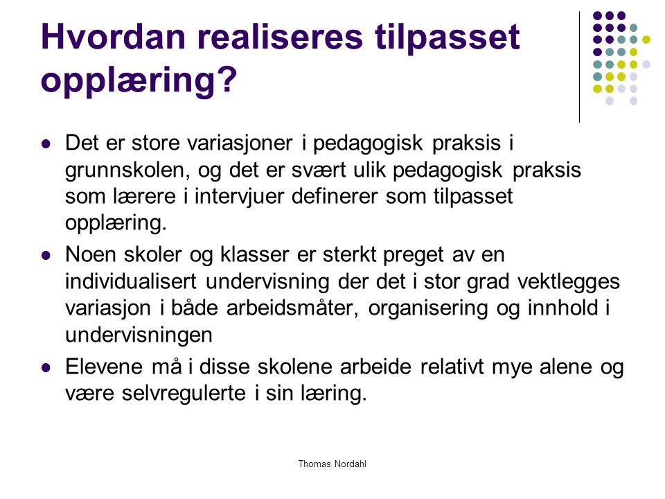 Referanser  Hattie, J.(2009). Visible learning.