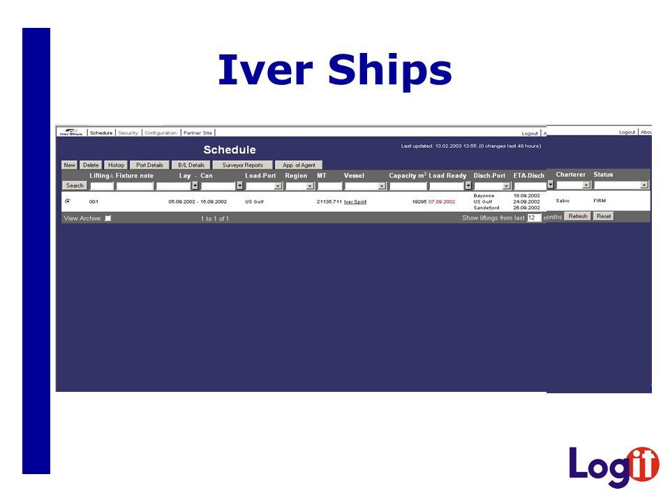 Iver Ships