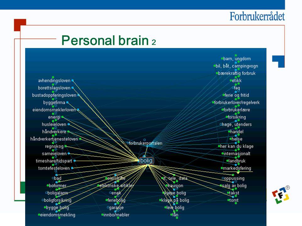 Personal brain 2
