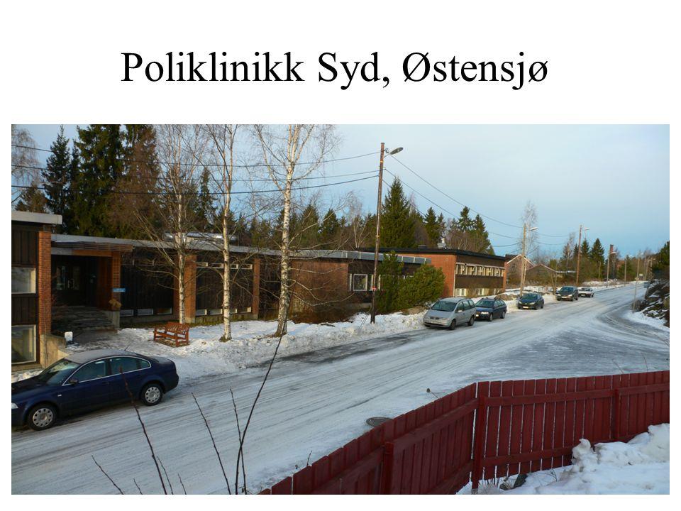 Poliklinikk Syd, Østensjø