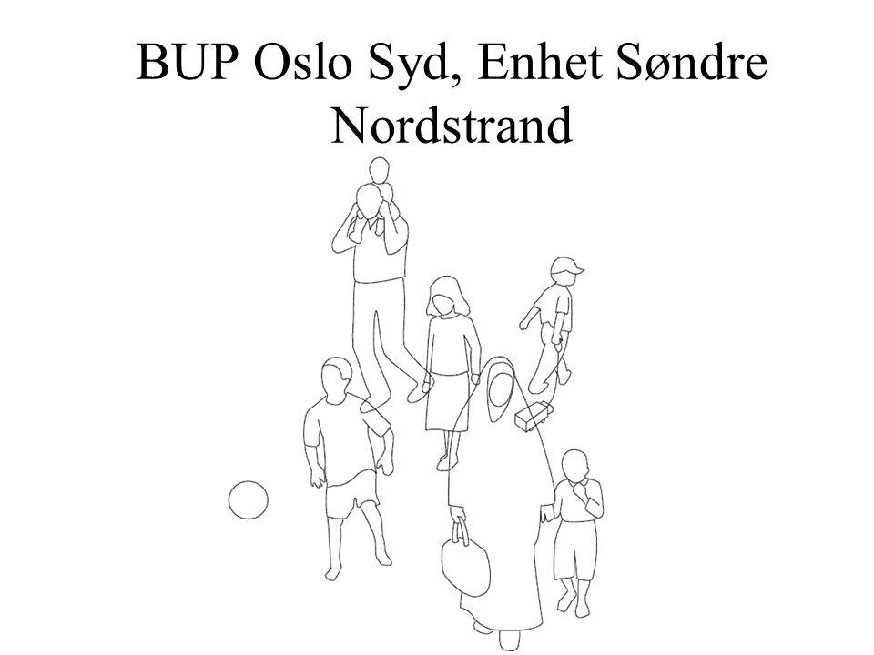 BUP Oslo Syd, Enhet Søndre Nordstrand