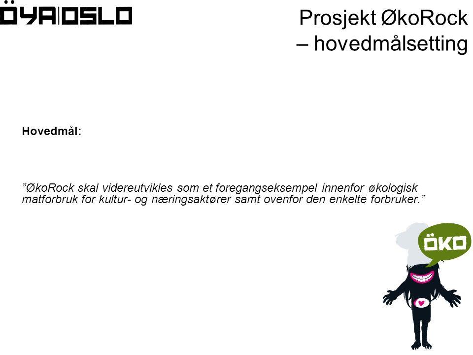 Delmål: • Profilere Ø-merket.• Styrke fokus på markedsføring og gode historier i pressen.