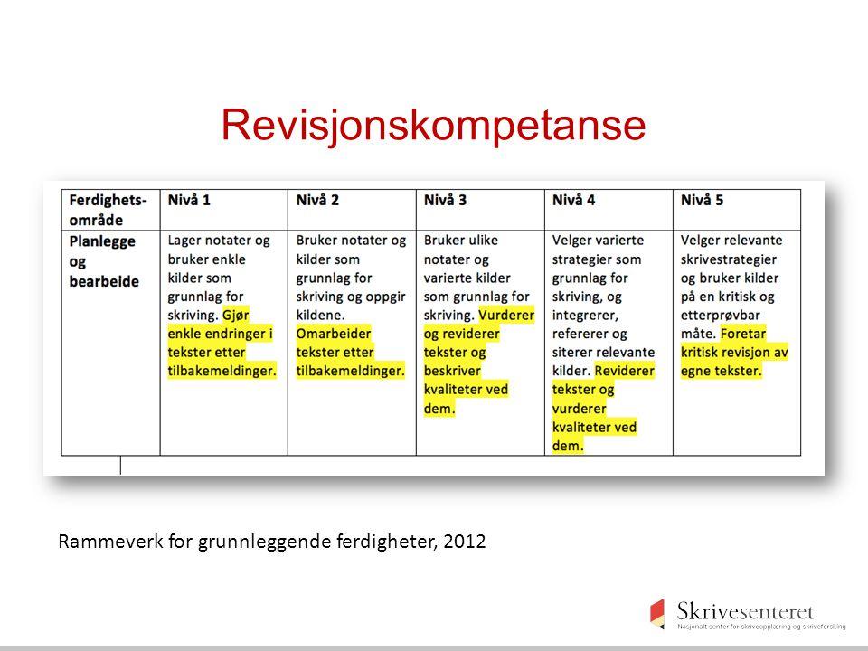 Hva kjennetegner gode skriveoppgaver. Oppgavene bør ha et klart formål og en definert mottaker.