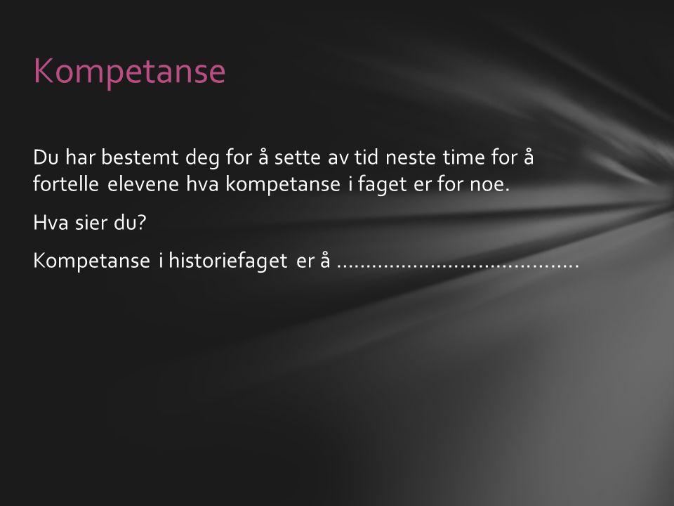 Grunnleggende kunnskap om språk og tanke Talespråket Dysthe m.fl.