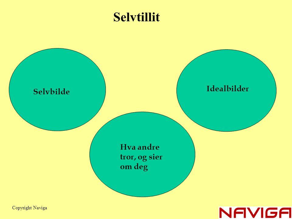 Selvtillit Selvbilde Idealbilder Hva andre tror, og sier om deg Copyright Naviga