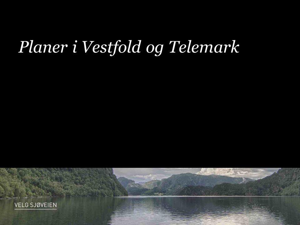 Planer i Vestfold og Telemark