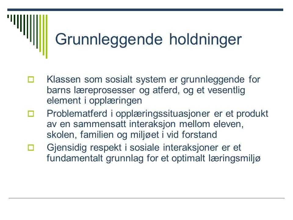 Evalueringsdesign  Kartleggingsundersøkelse 1 høst 2002.