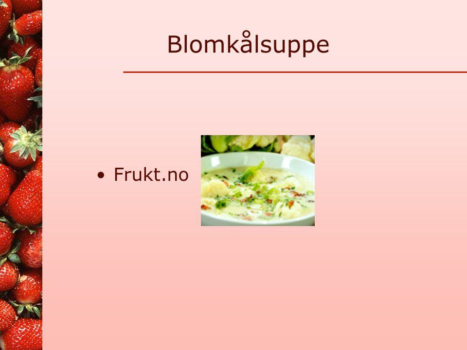 """""""5 om dagen"""" En håndfull (150 gr)  …x 5 2 porsjoner frukt, 3 porsjoner grønnsaker •Rått å knaske på •Skjære i biter •Frosne grønnsaksblandinger (2-3"""