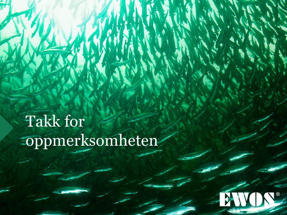 18 www.ewos.com Takk for oppmerksomheten