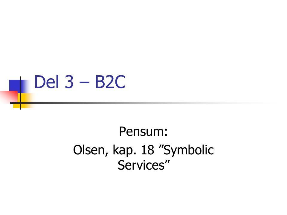 Produktinformasjon på nettet  Formalisering (navn, nr, kode, egenskaper)  Presentasjon  Søking  Kategorisering