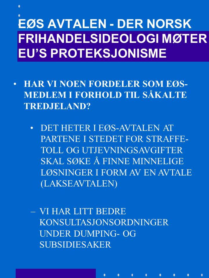 EU - POLITIKK, REGULERING OG PRESS •DETTE BETYR AT: •EU'S FELLES FISKERIPOLITIKK, EU'S MARKEDSFORORDNING, MEN OGSÅ NÆRINGSAKTØRER OG EU- BYRÅKRATIET LEGGER ET STORT PRESS I RETNING AV P.O.