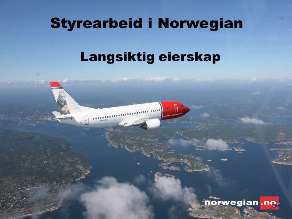 Styrearbeid i Norwegian Langsiktig eierskap