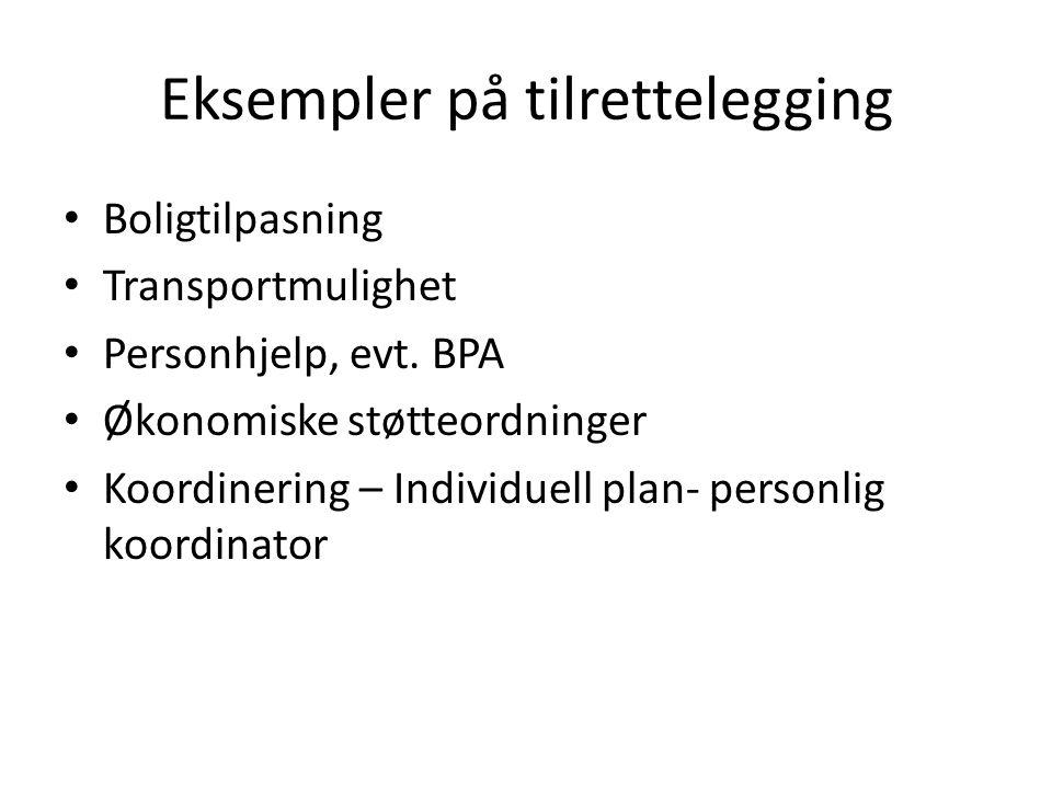 SYNSPROBLEMER ETTER HJERNESKADE