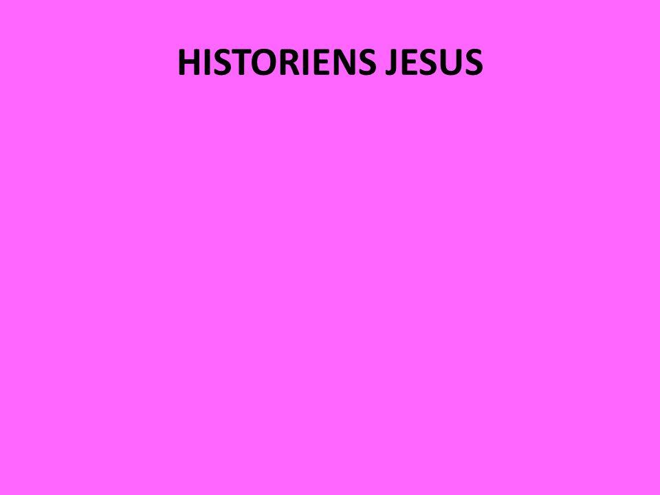 HISTORIENS JESUS
