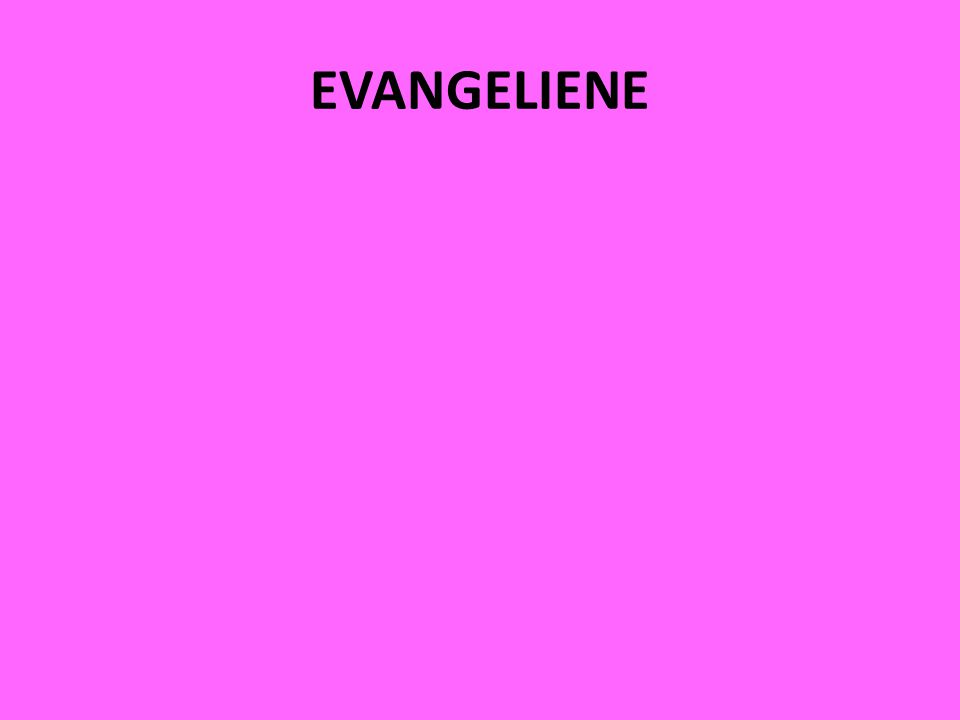 EVANGELIENE